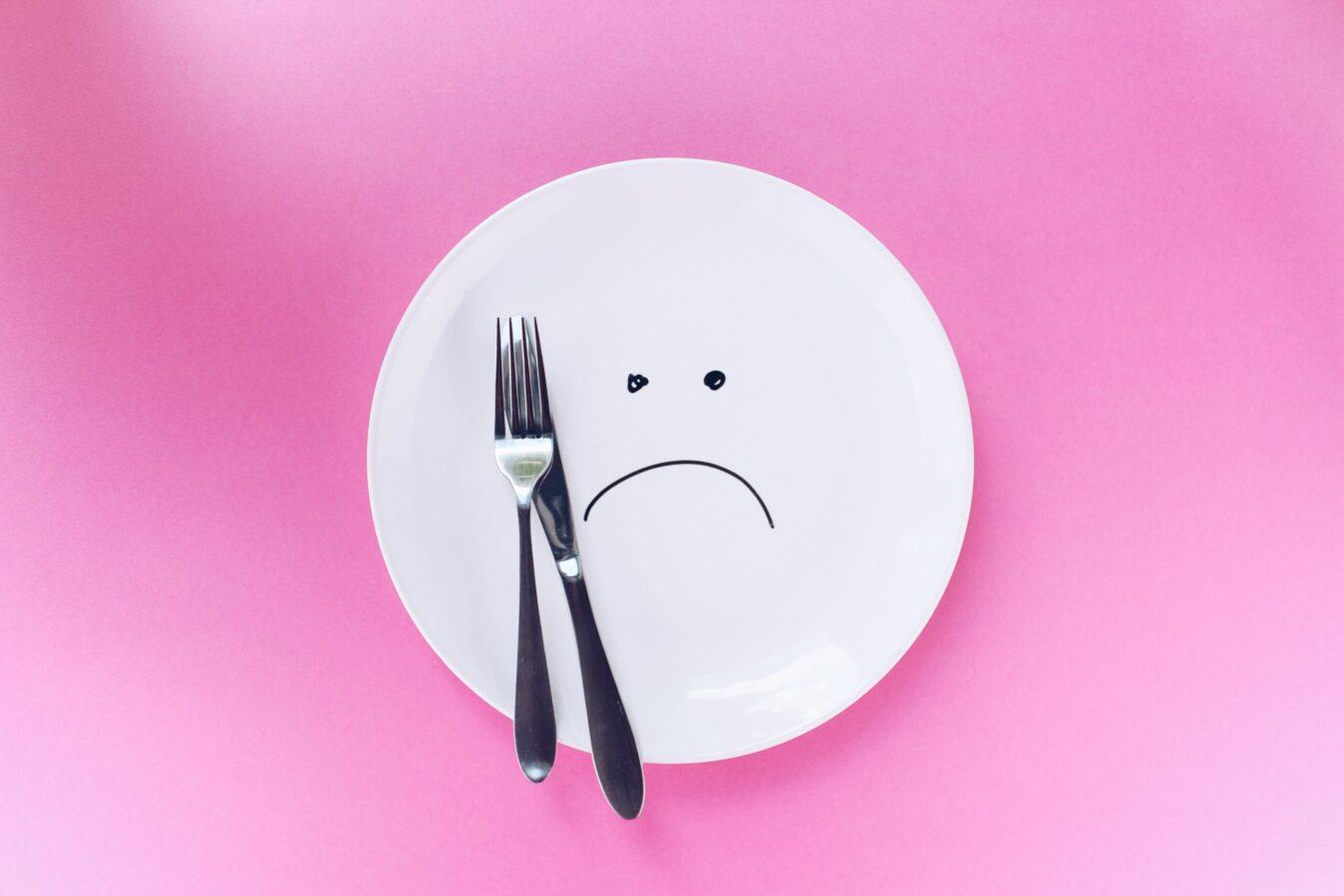 Amikor az étkezési zavar bejön a képbe
